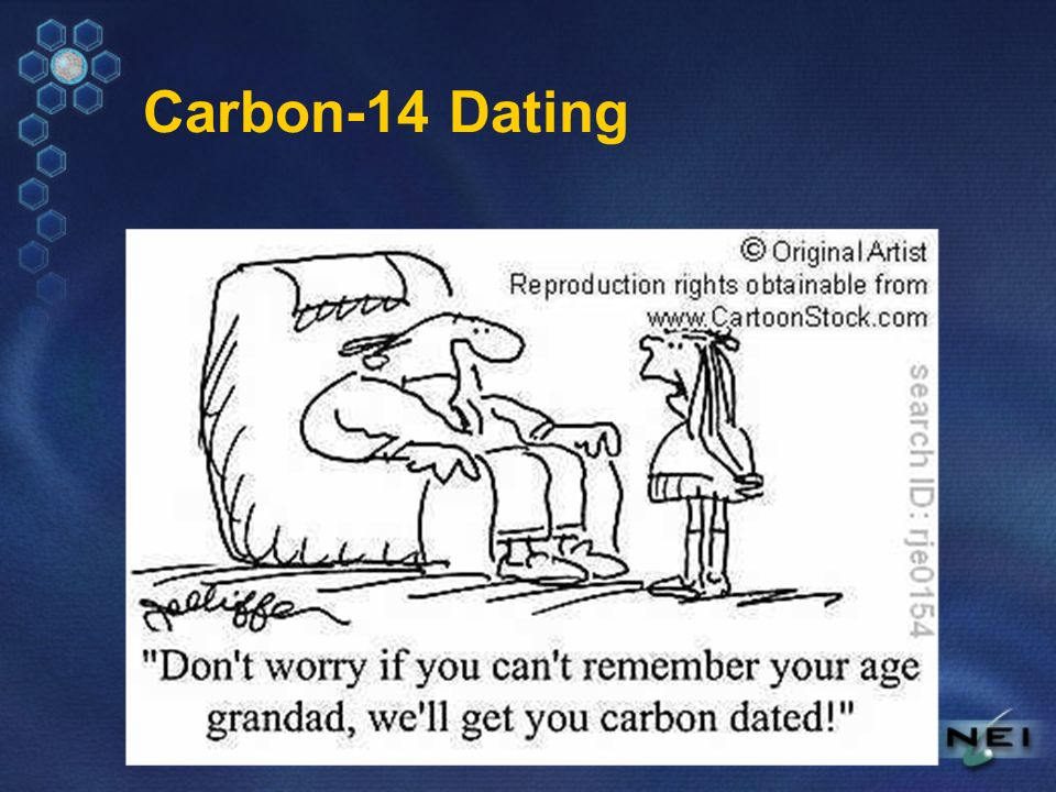 carbon dating nitrogen 14 and 15