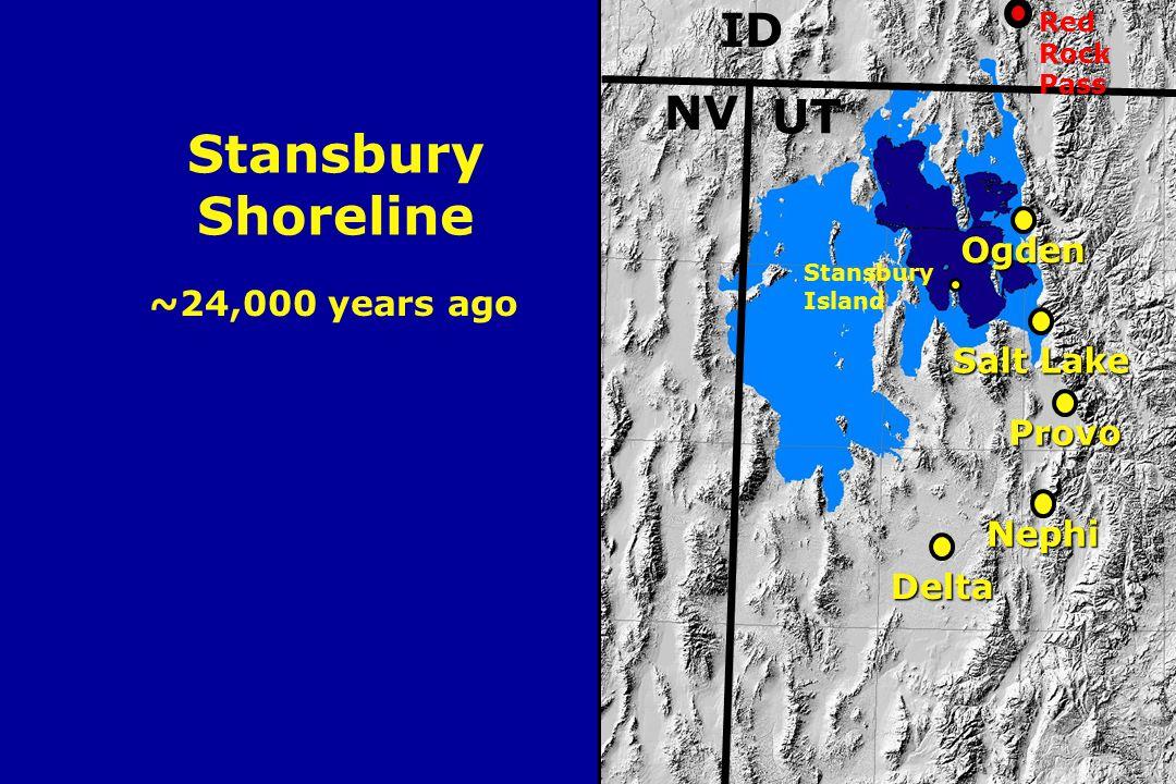 Stansbury Island Map