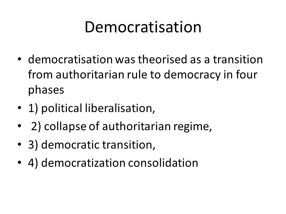 how do authoritarian regimes collapse and Type of authoritarian rule and have proved to be more stable and to  on the  conditions that foster the establishment and the collapse of one.