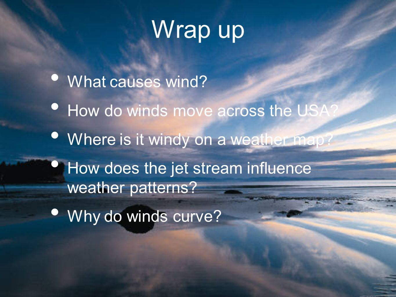 What is wind and how do wind patterns form? - ppt download