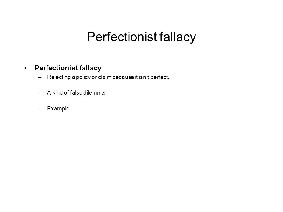 Line Drawing Fallacy Example : Critical thinking lecture b more fallacies ppt video