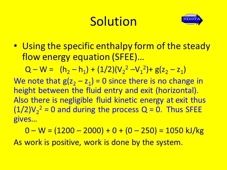 Unit 61: Engineering Thermodynamics - ppt video online download