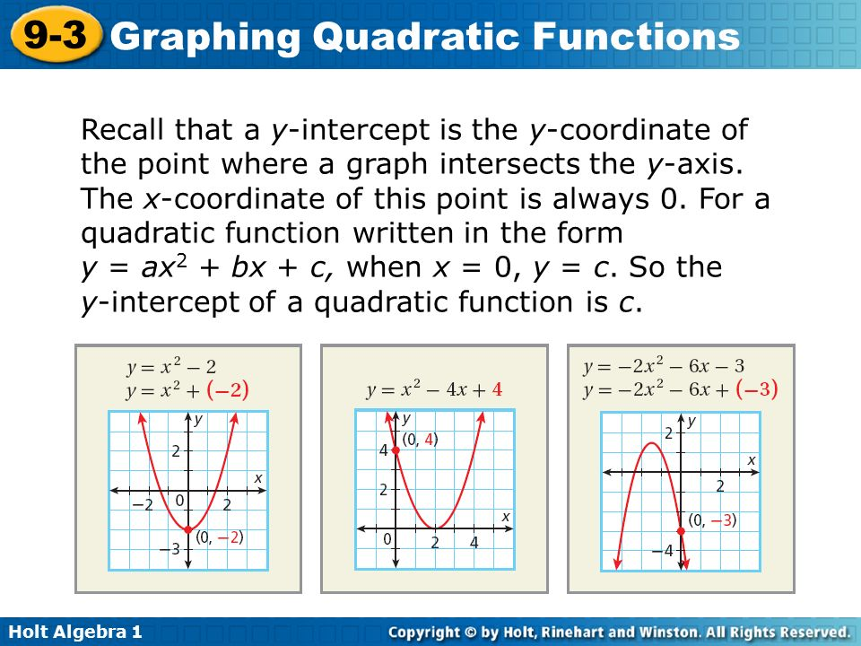 quadratic functions Test and improve your knowledge of quadratic functions with fun multiple choice exams you can take online with studycom.
