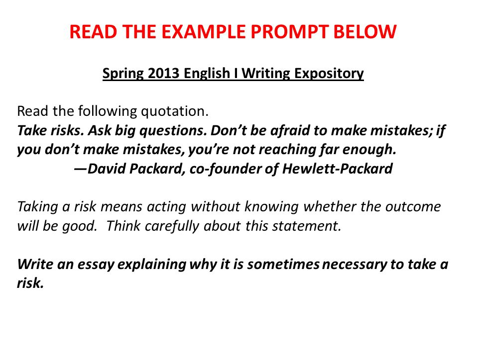 expository essay high school prompts Writing prompts high school expository