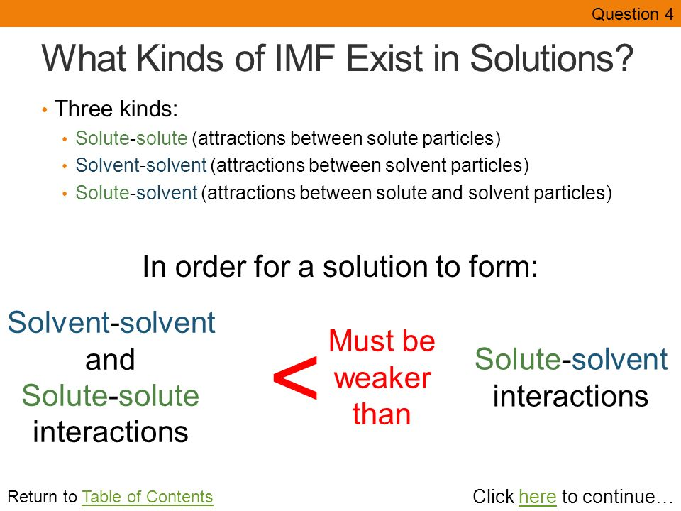 Solution Interactions and Solution Formation - ppt video online ...