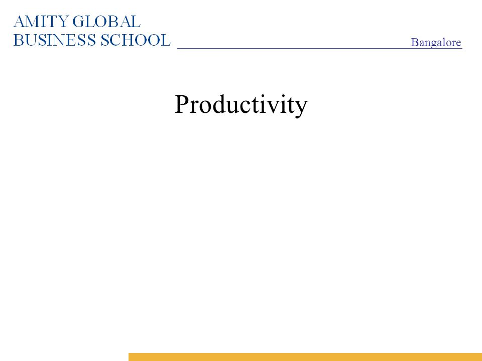 productivity and operations management Start studying operations management chapter 1: operations and productivity learn vocabulary, terms, and more with flashcards, games, and other study tools.