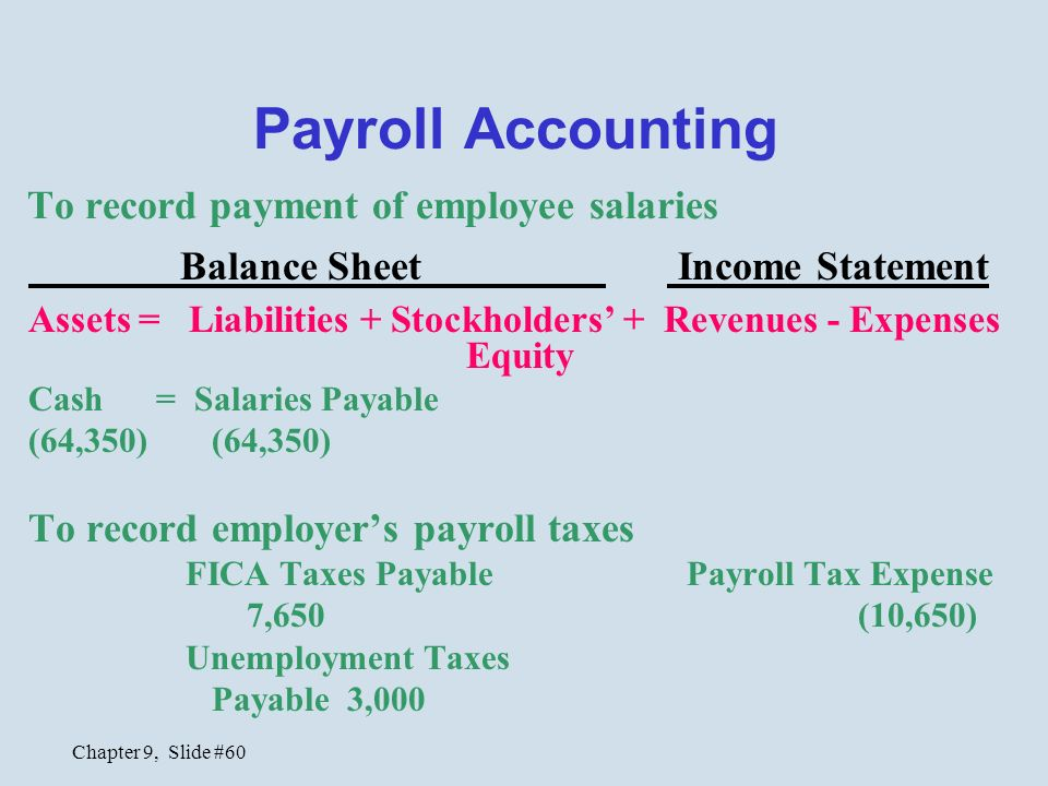 how to learn payroll accounting