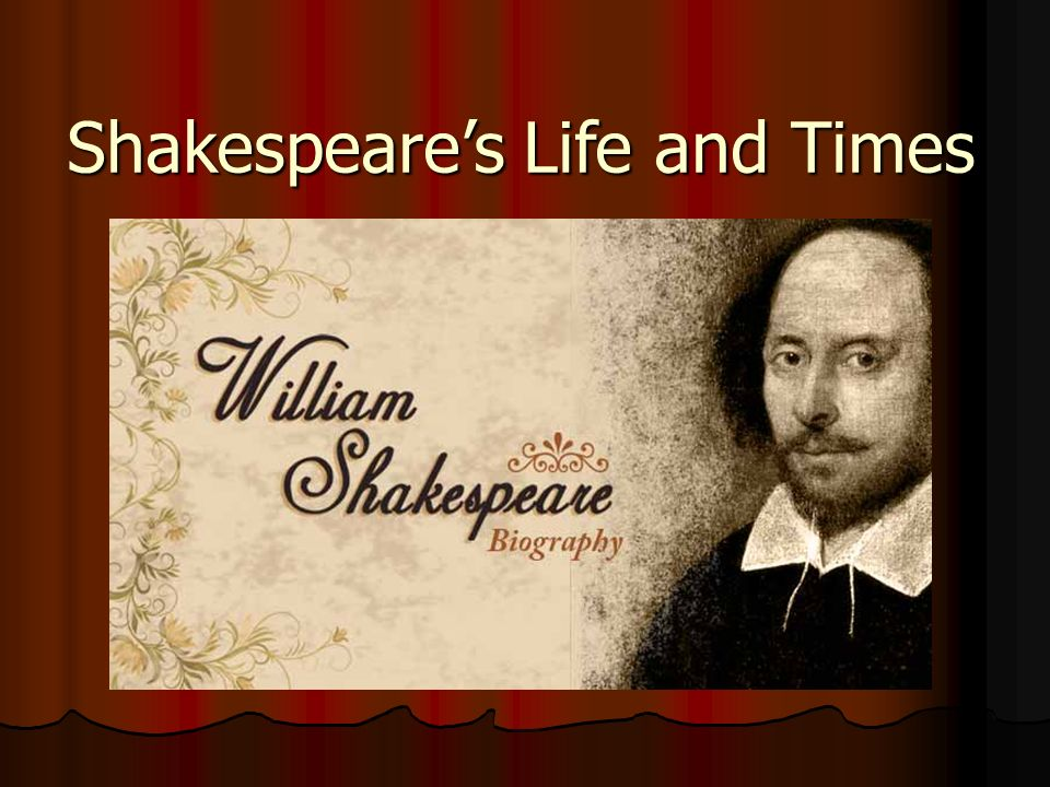 sonnet shakespeares view on life and