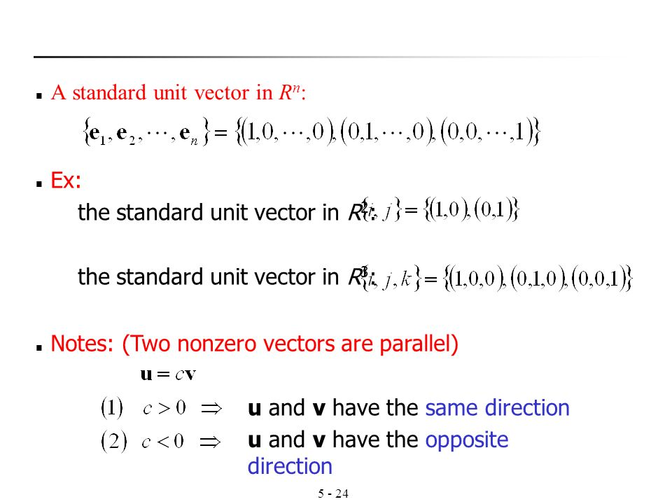 how to find unit vectors in the same direction