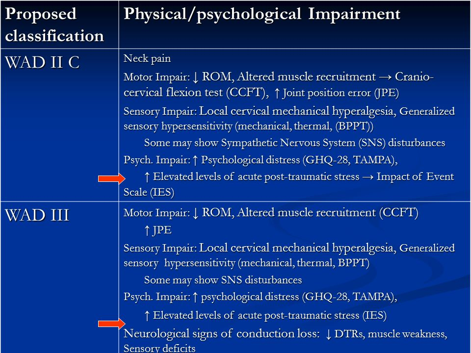 classification of psychological tests pdf