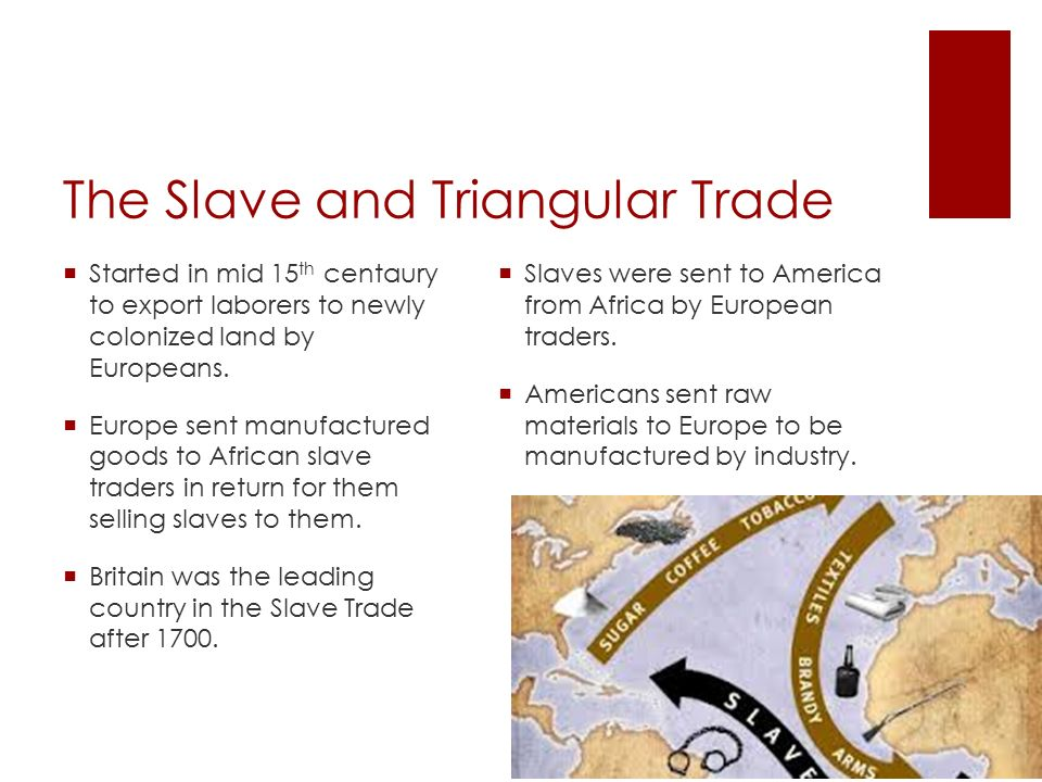 the economic benefits of the slave trade in europe History in focus the guide to all these and more were major themes in european economic that the benefits spawned by the slave trade came at an outrageous.