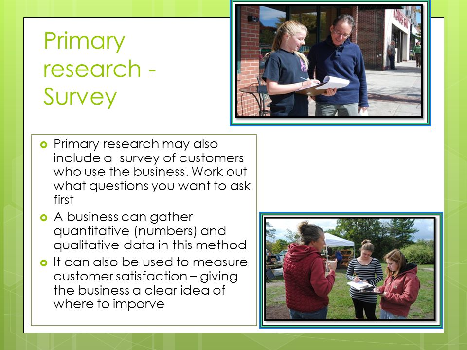 primary research questions As in any high-quality research plan, a researcher should pre-test the interview protocol, or list of interview questions, before collecting data for the main study in other words, first conduct a pilot study of your list of interview questions with a group of persons who are demographically similar to your ultimate sample profile.