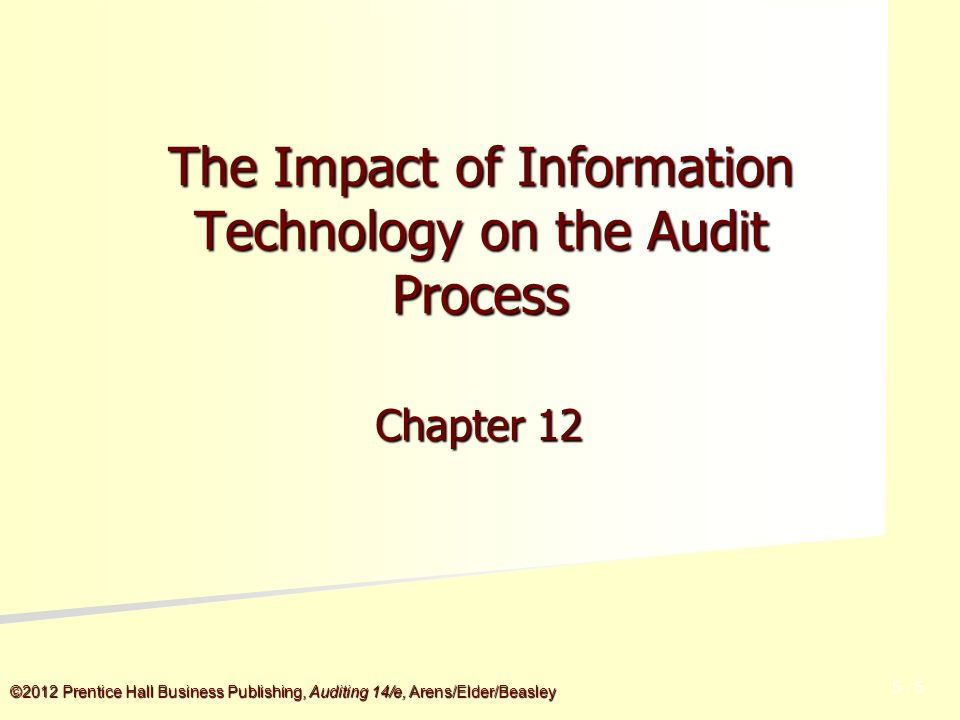 the impact of information technologies on