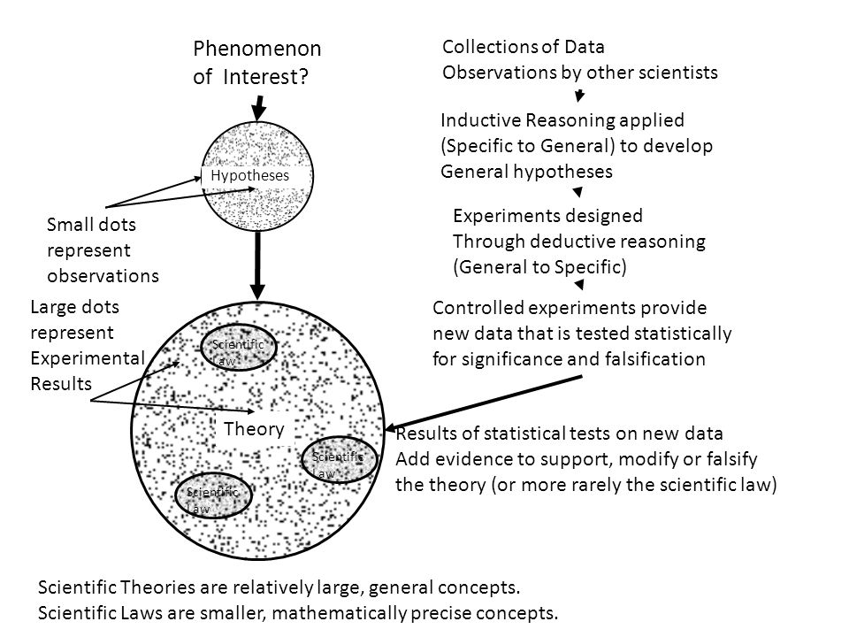 Phenomenon of Interest Collections of Data