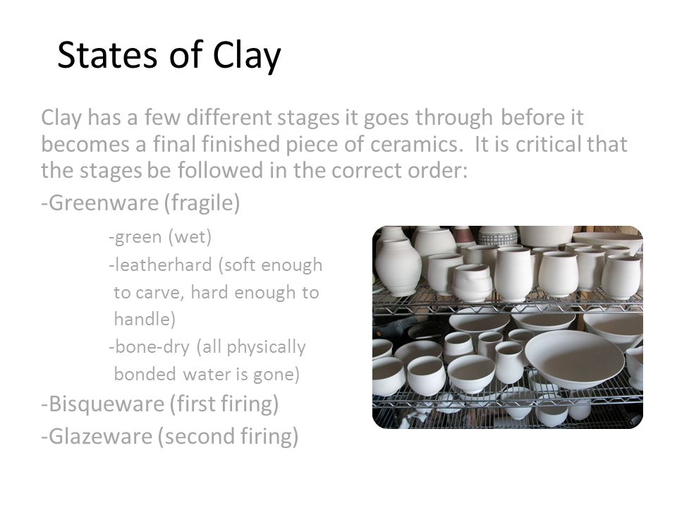 Ceramic Basics Ppt Video Online Download