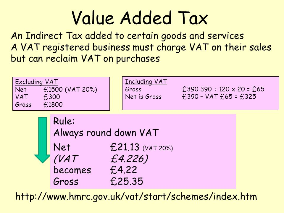 value added tax for pcc and Ipcc/pcc value added tax shared by: team cahelpers 5%) less: vat credit availabale to z ltd to z ltd5%) q to x ltd (2125) in the above case vat collection by government is as followes who will pay vat to govt @ 12.