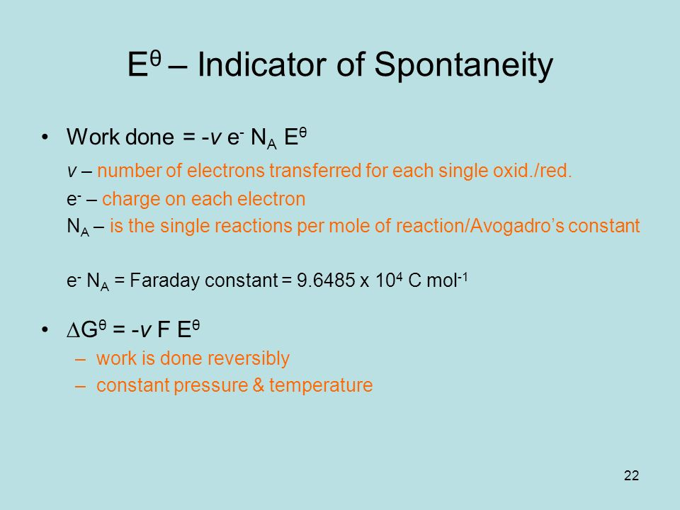 Electrochemistry (2 lectures) Mr. Zaheer E. Clarke 1:00 p ...