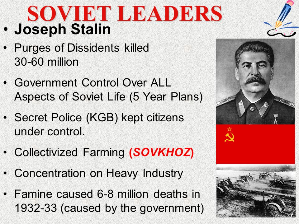 The Life of Joseph Stalin (1922-1952) – The Dictator of USSR