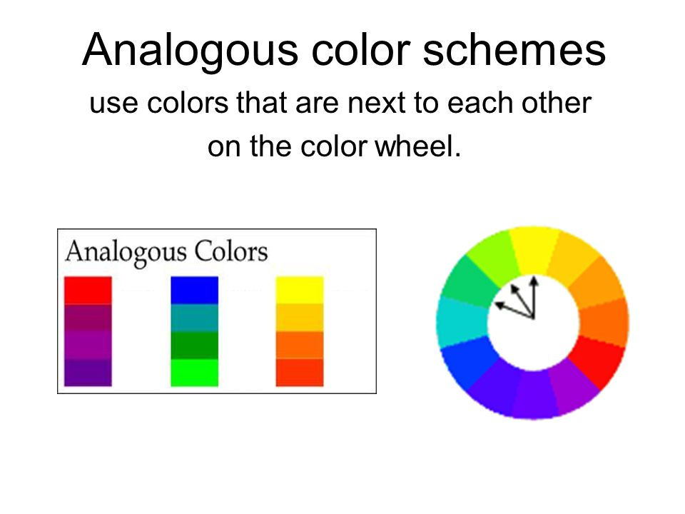 Color Wheel Color Schemes Color Theory Let S Take A Look