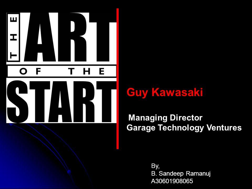Guy Kawasaki   The Art of the Start     Business Plan Guy Kawasaki