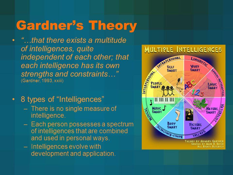 gardner multiple intelligence ppt