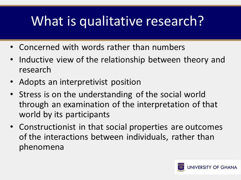 What is Qualitative Research? - Qualitative Research ...
