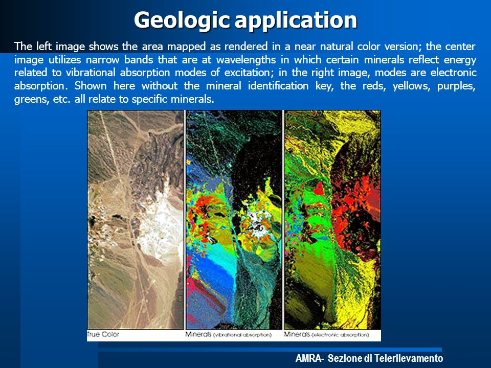 Geologic application