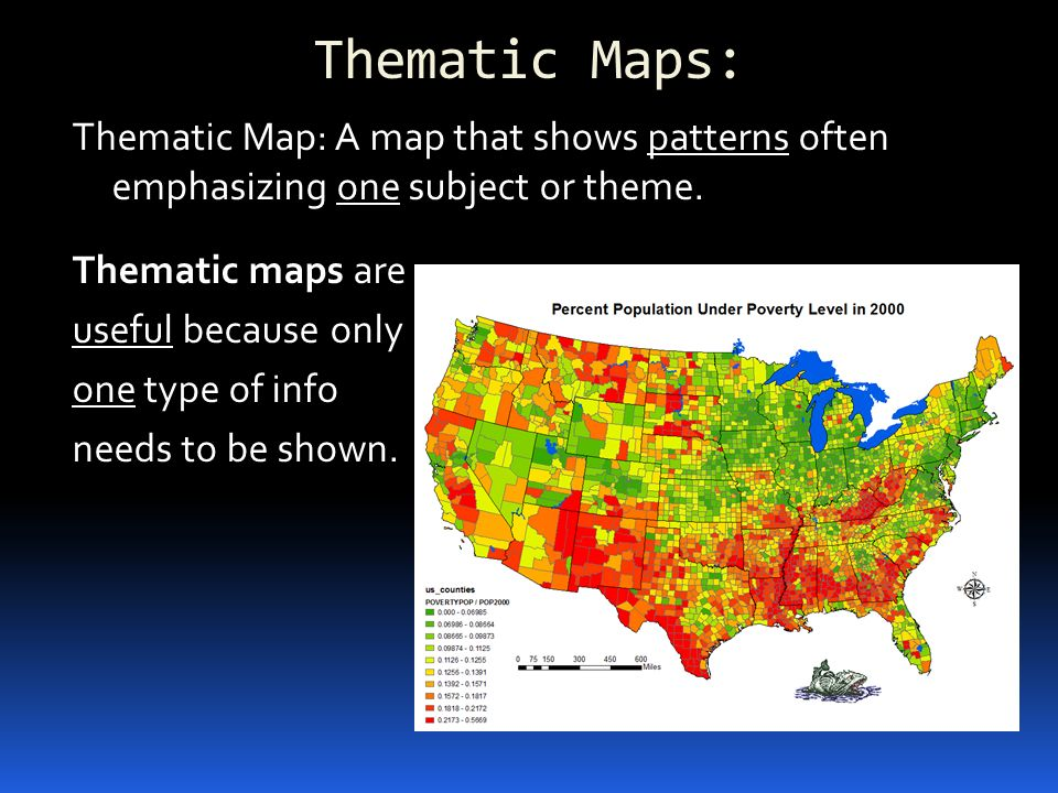 Map Information Francisci WGd Ppt Video Online Download - What do thematic maps show us
