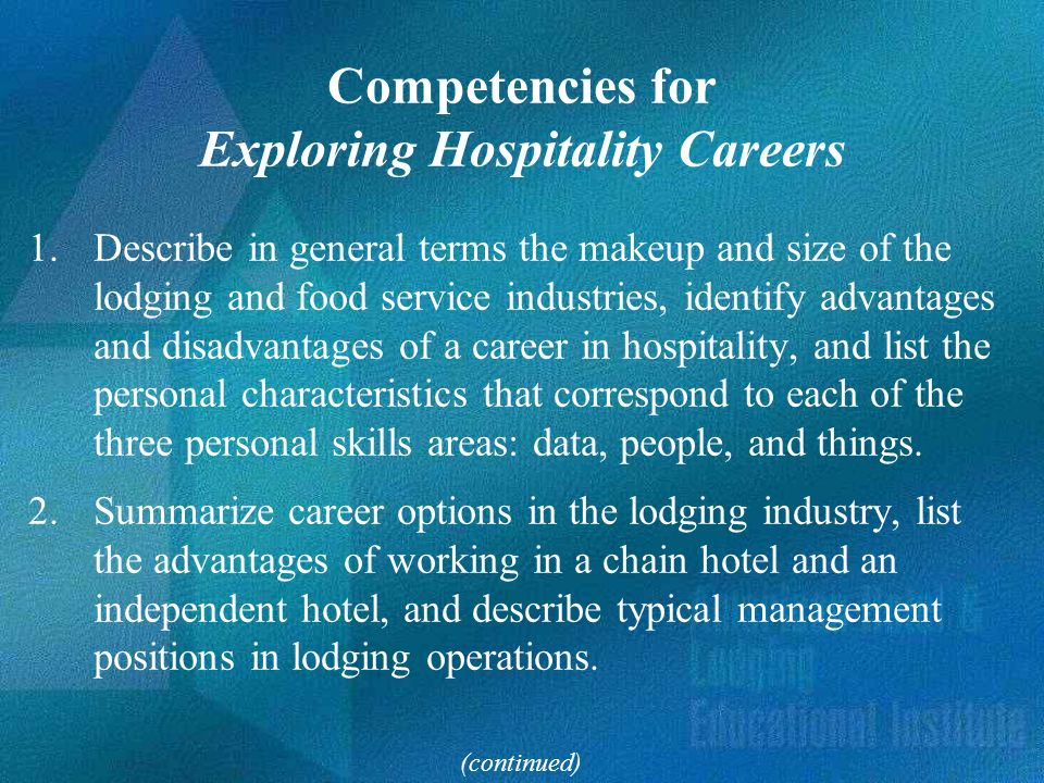 exploring the hospitality industry Download exploring the hospitality industry exploring the hospitality industry pdf city & guilds cookery and service for the hospitality industry qualifications.