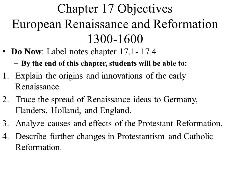 causes and effects of the protestant reformation Major causes and effects of the protestant reformation there were several causes of the protestant reformation that effected society, politics,.
