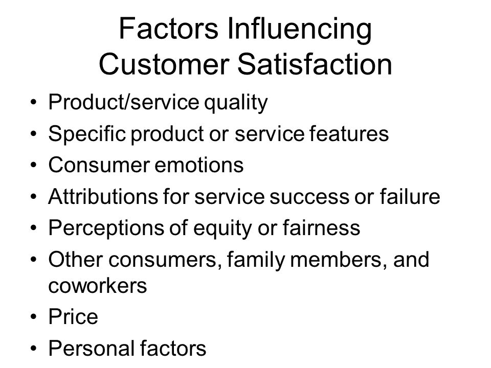 motivational factors influencing service quality of Motivating is the management process of influencing  the motivational and de motivational factors  factors, and thus pave the way to quality.