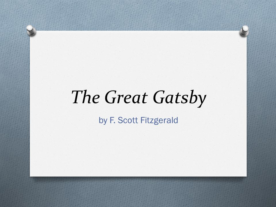 The Important Role Of Carelessness In The Great Gatsby By F Scott  The Theme Of Carelessness In The Great Gatsby By F Scott Fitzgerald Essay  Sample