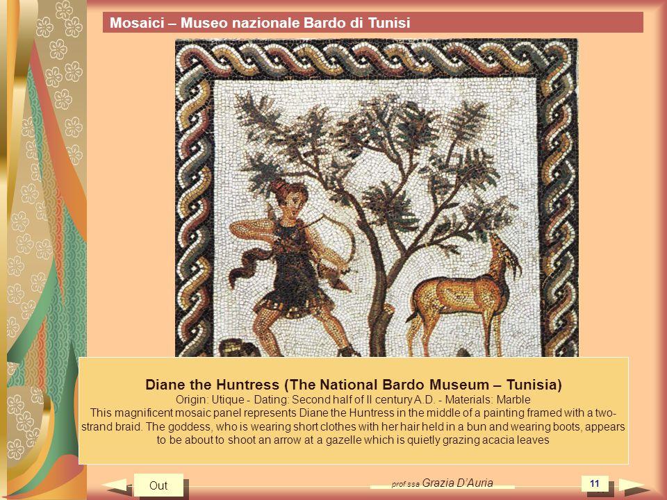 Diane the Huntress (The National Bardo Museum – Tunisia)