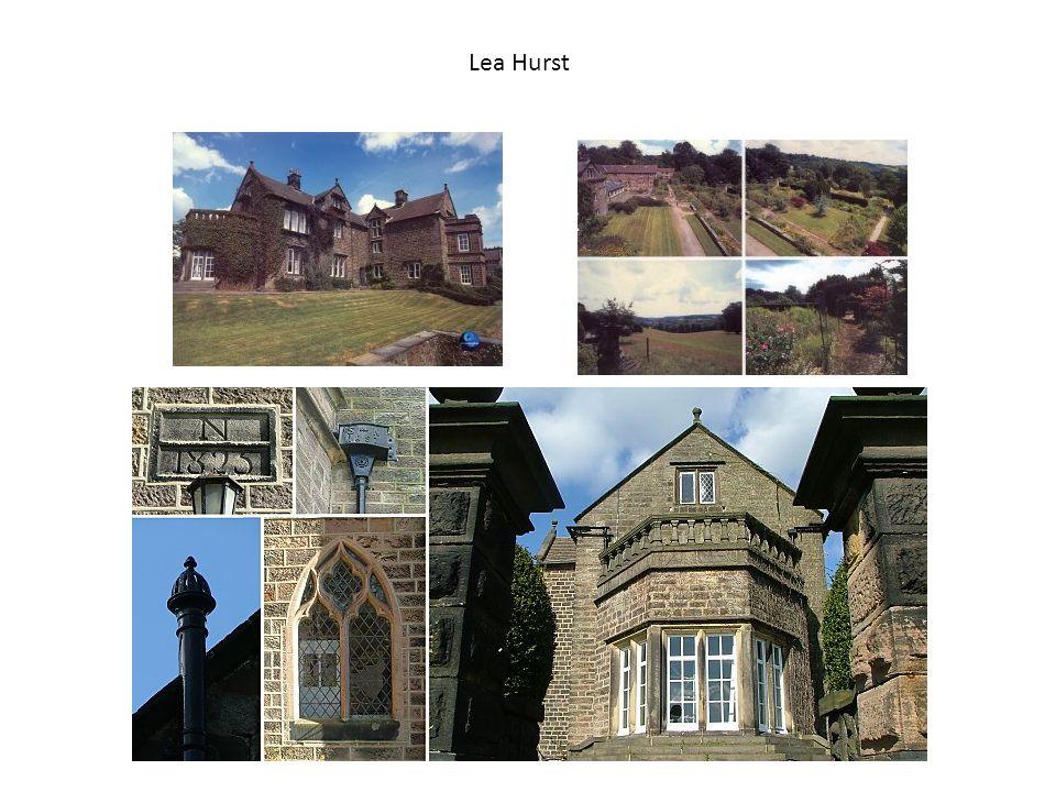 Lea Hurst usata come nursing home è ora un albergo costato 1.600.000 dollari ristrutturato nel 2006