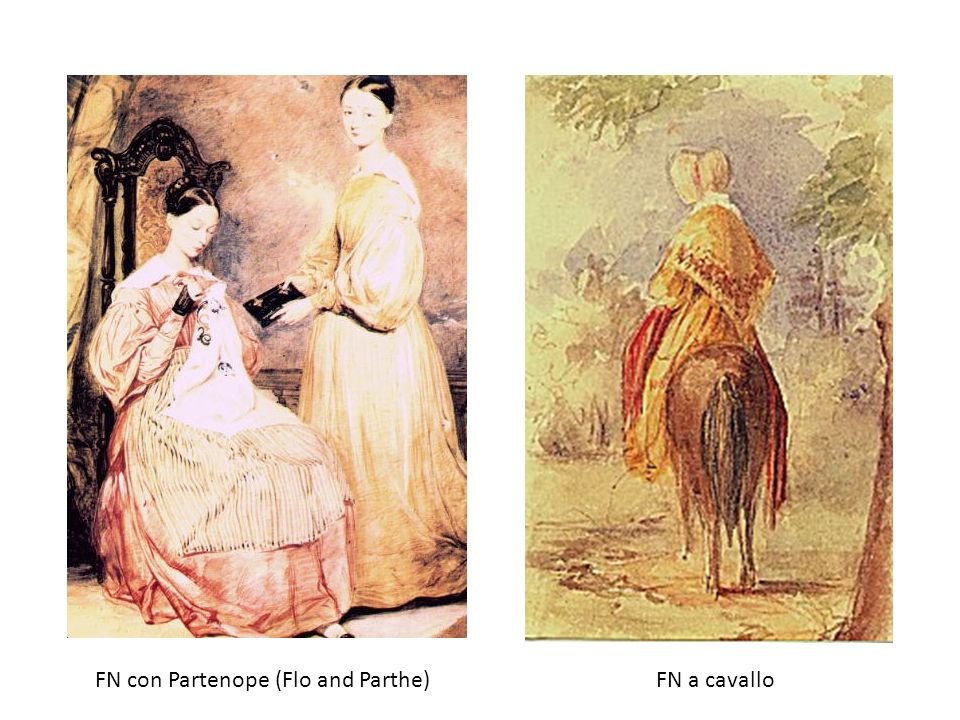 FN con Partenope (Flo and Parthe)