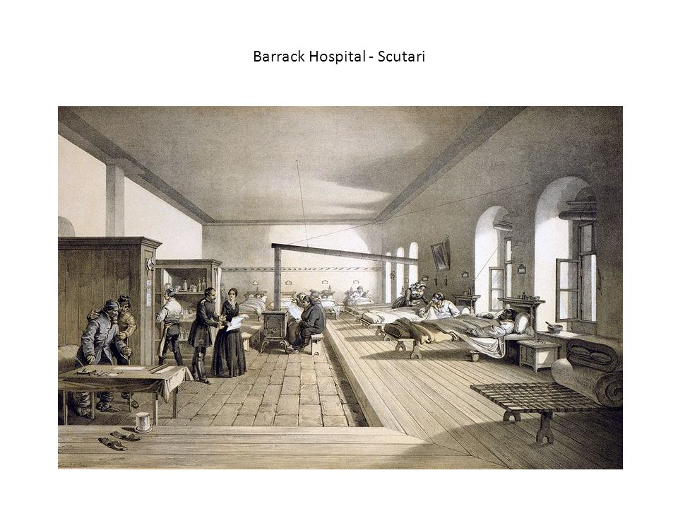 Barrack Hospital - Scutari