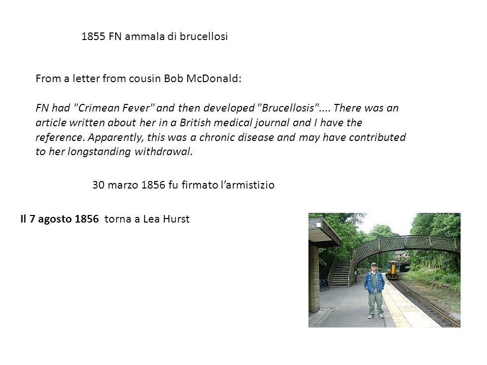1855 FN ammala di brucellosi