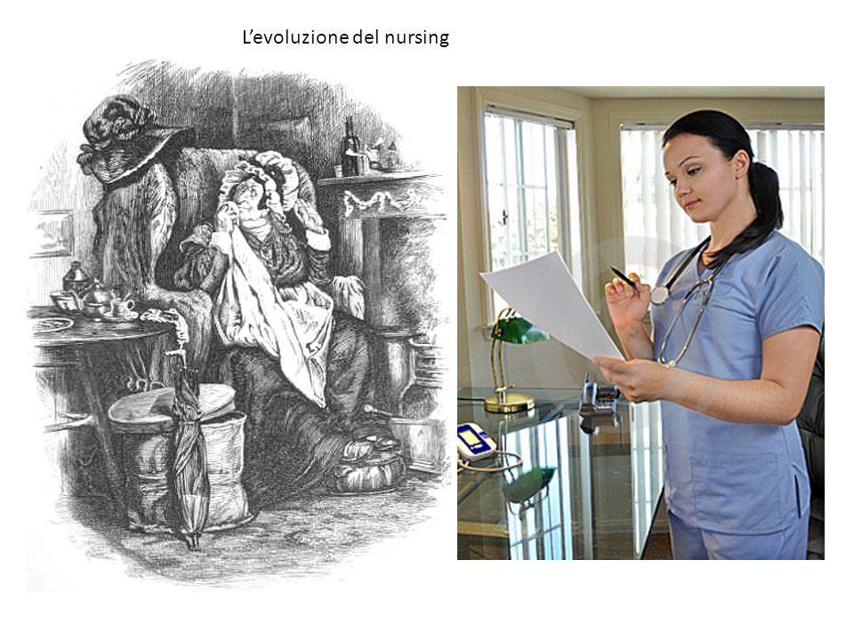 L'evoluzione del nursing