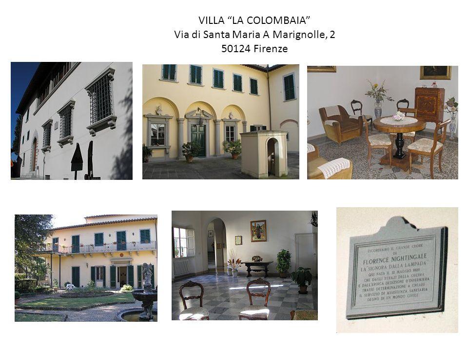 Via di Santa Maria A Marignolle, 2