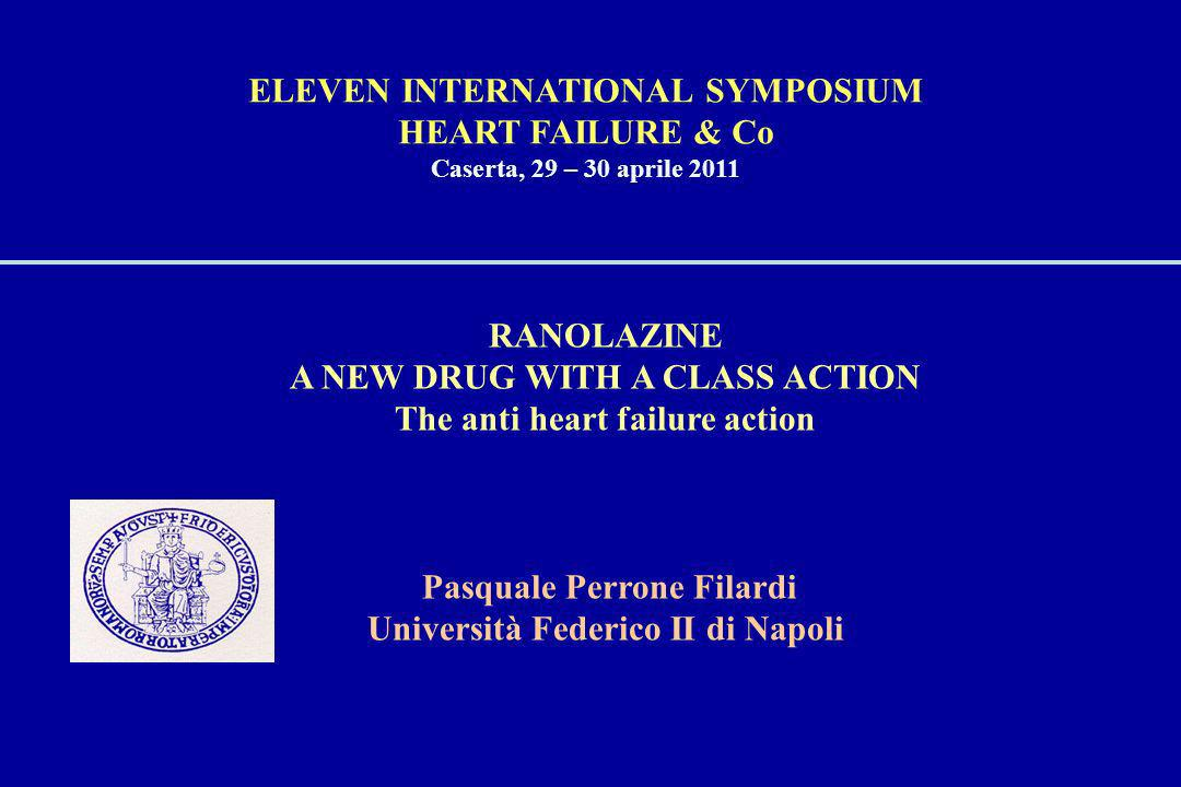 ELEVEN INTERNATIONAL SYMPOSIUM HEART FAILURE & Co