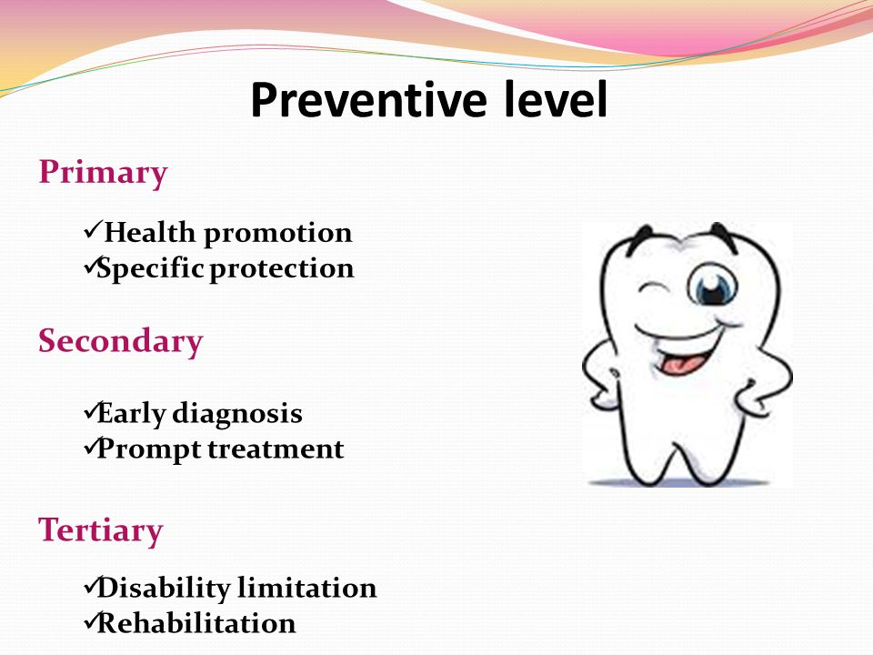 health promotion primary secondary and tietary essay Health promotion primary, secondary and tietary health promotion primary secondary and tertiary grand canyon university family centered health promotion dr august 3,  in this essay we will describe health promotion of health and its principle.