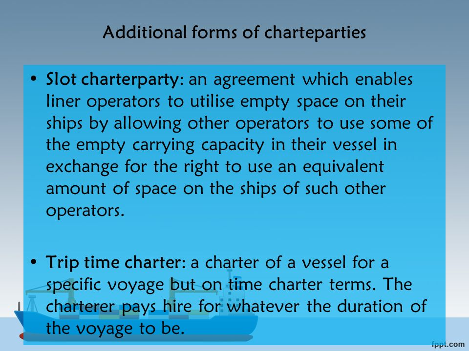 Slot Charter Agreement Wiki 1 Slots Online