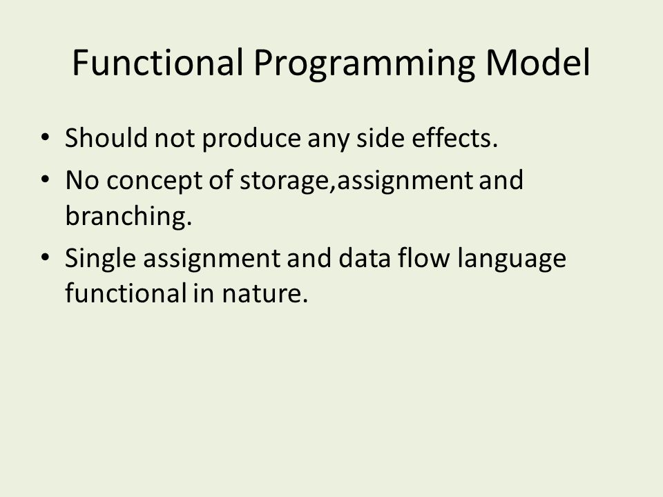 programming language and effects Programming is just a programming language the contrasting belief, in part a reaction to the first belief, is that through learning to program children are learning much more than programming, far more than programming.