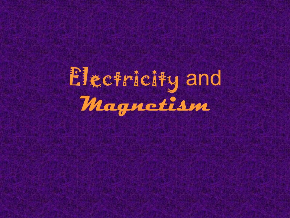 Electricity And Magnetism By Edward M. Purcell