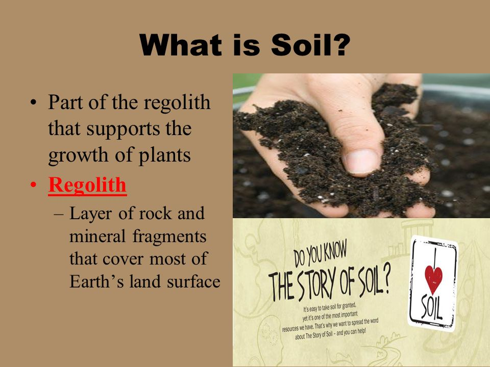 Weathering and erosion ppt video online download for Define soil composition