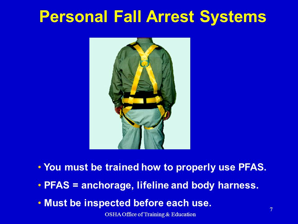 Osha Office Of Training Amp Education Ppt Video Online