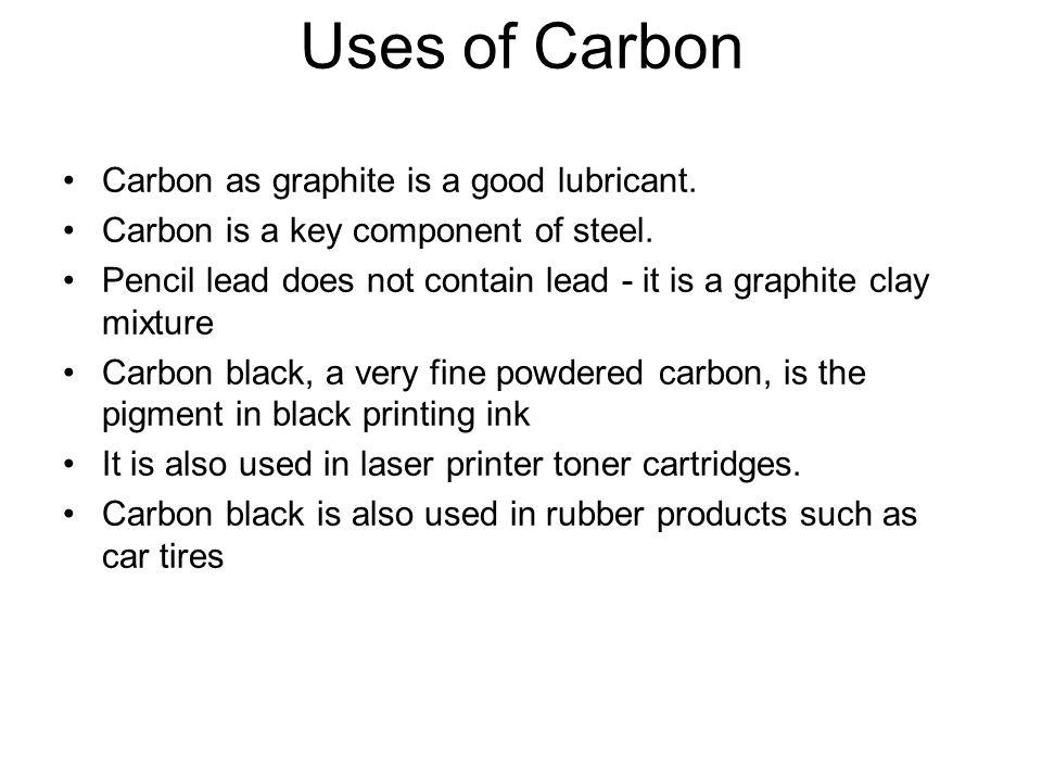 Carbon mr carter ppt download 3 uses sciox Images
