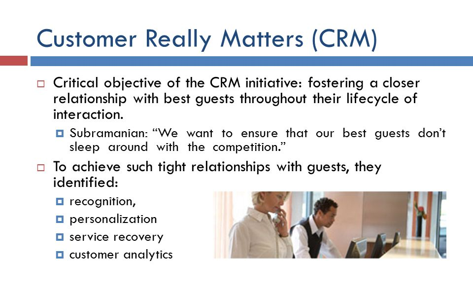 hilton hotels crm differentiation strategy In the current time for every company it is relevant to include brand differentiation strategy, in order to become and remain leaders of the industry it is im.