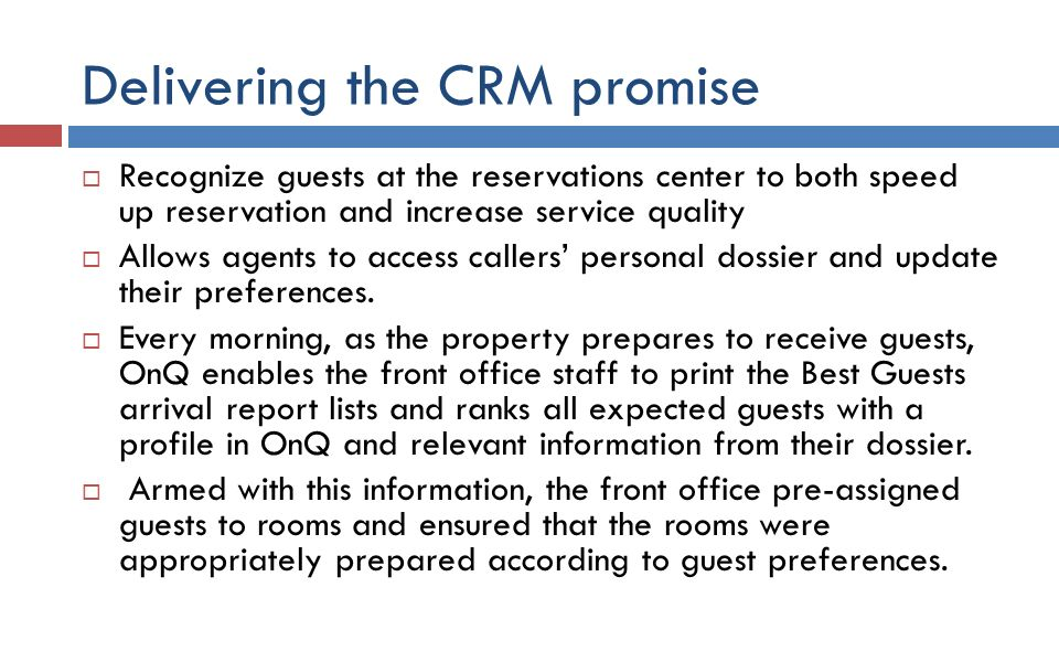 crm at hiltons hotels Make hilton wilmington/ christiana your home away from home when you seek newark hotels.