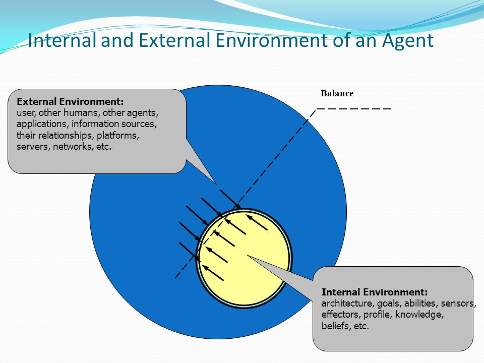 ibm external and internal environments Internal factors that may affect the business organization you can change how internal and external the internal business environment comprises of.